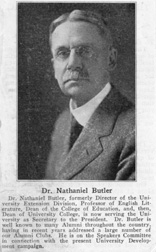Butler, Nathaniel