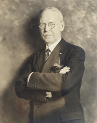 Board of Trustees Portraits, University of Chicago