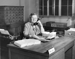 Logie, Harriet Garlick