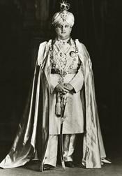 Jaya Chamaraja Wadiyar, Maharaja of Mysore