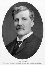 Gates, Frederick Taylor