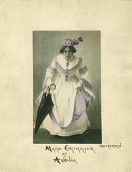 Ortmayer, Marie