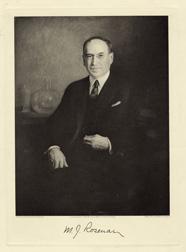 Rosenau, Milton J.