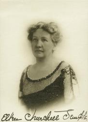 Semple, Ellen Churchill
