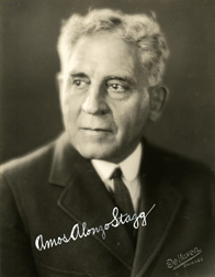 Stagg, Amos Alonzo