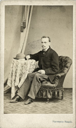 Von Holst, Hermann Eduard