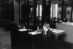 University of Chicago Library Staff