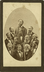Rush Medical College Faculty, 1871-1872