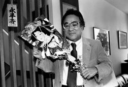 Najita, Tetsuo