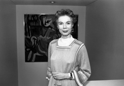 Stafford, Barbara Maria