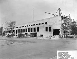 Accelerator Building