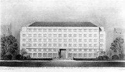 Administration Building, Proposed