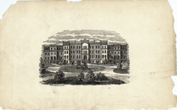 Baptist Union Theological Seminary Engraving