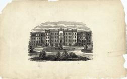 Baptist Union Theological Seminary Engraving