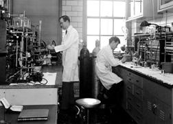 Ben May Laboratory