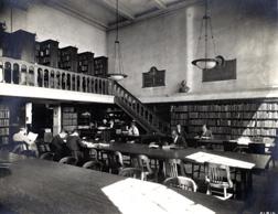 Crerar Library (Randolph Street)