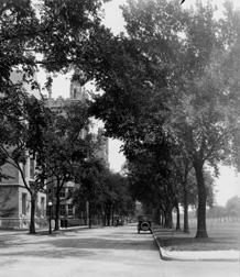 General Campus Views