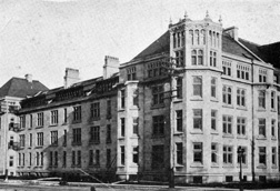 Hitchcock Hall