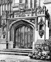 Mandel Hall