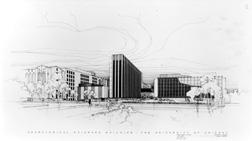 Neurological Sciences Building, Proposed