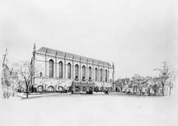 Joseph Regenstein Library, Proposed