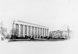 Joseph Regenstein Library, Proposed