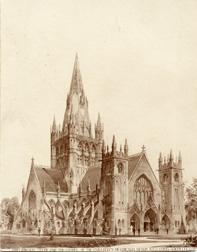 University Chapel, Proposed