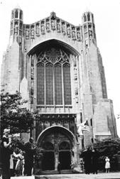 Rockefeller Chapel