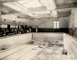 Sunny Gymnasium