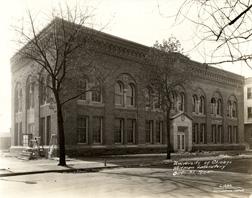 Whitman Laboratory