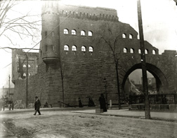 1st Regiment Armory