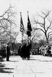 Inauguration, Beadle