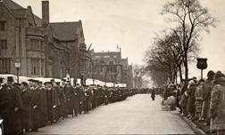 Inauguration, Hutchins
