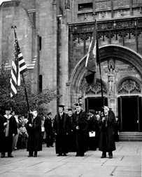 Inauguration, Kimpton