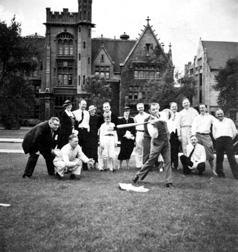 Reunion, 1935