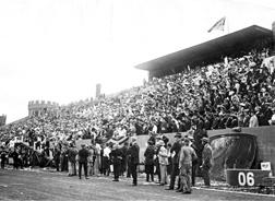 Reunion, 1918