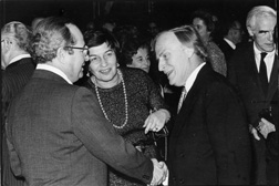 Rosenberger Medal Presentation