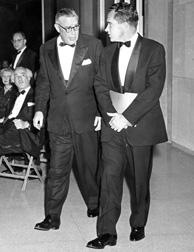 Visit, Vice-president Richard Nixon
