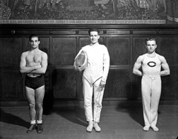 Athletics, Men's