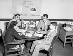 Debating Groups