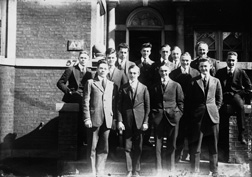Fraternities and Women's Social Clubs