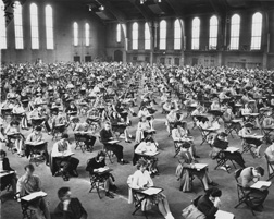 Classes, Labs, Seminars