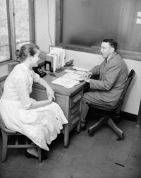 Registration and Orientation