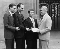 Scholarship, James Nelson Raymond