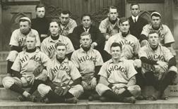 Baseball, 1908