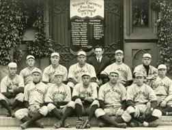 Baseball, 1913