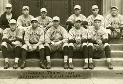Baseball, 1917