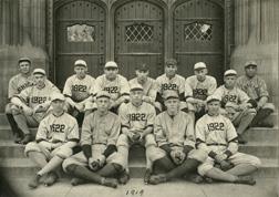 Baseball, 1919