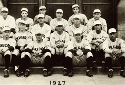 Baseball, 1927