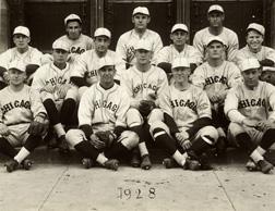 Baseball, 1928